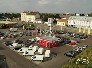 Luftbild Auto Eisner