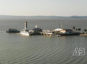 Luftbild Podersdorfer Schiffahrt