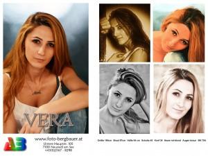 Sedcard Vera