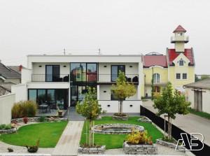 Luftbild von Weingut Scheiblhofer
