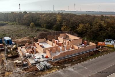 Neubau des Kiga Neudorf